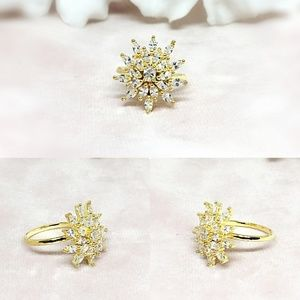 Bridal Jewelry,Bridal Ring,Wedding Jewelry,CZ Ring